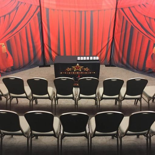 Stage-Banners