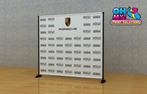Jumbo Backdrop Stand