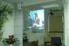 Rear Projection Film - Indoors