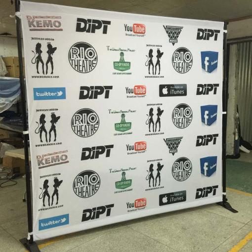 Backdrop-Stand