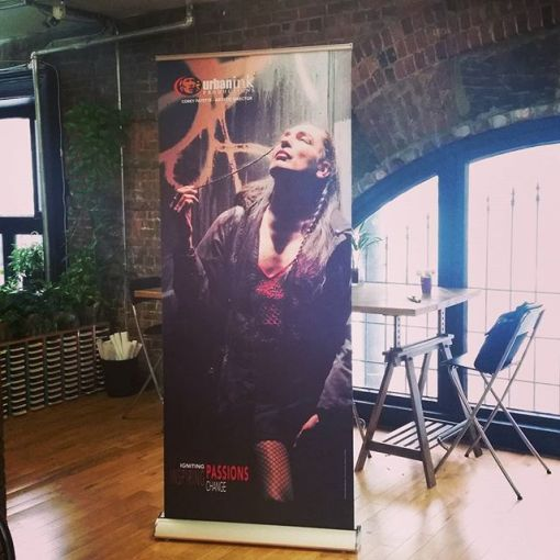 High Quality Retractable Banner Stand
