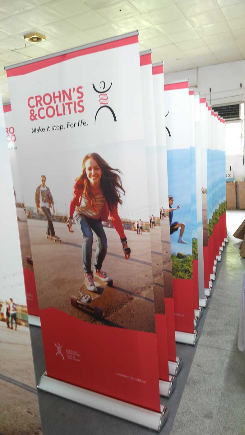 bulk wholesale banner stands