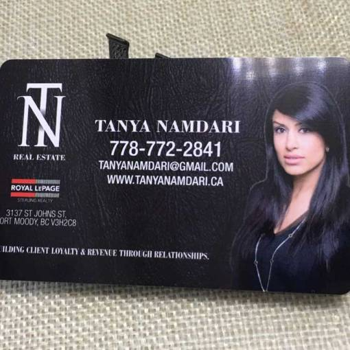 Plastic-Business-Cards-Vancouver