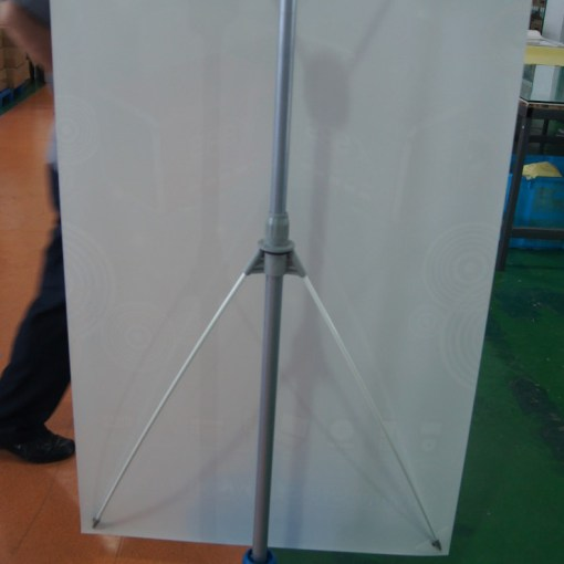Outdoor X Frame Banner Stand