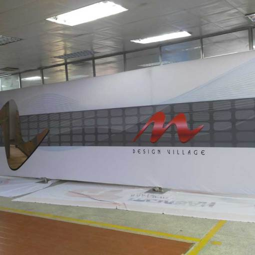 40ft-tension-fabric-wall-Exibition-Las-Vegas