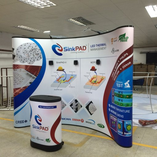 Magnetic-Trade-show-display-distributer