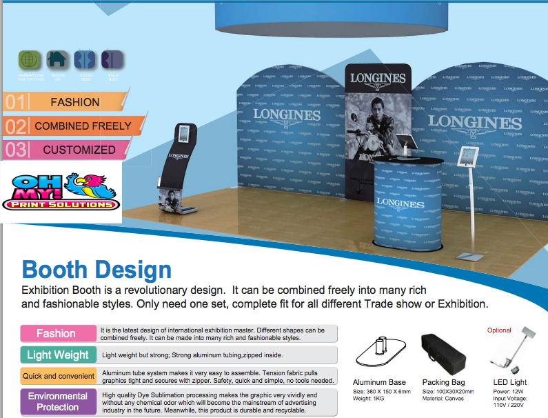 Custom Booth Design