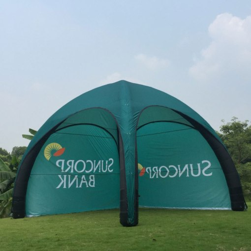 Custom-Printed-Inflatable-Tent-Canada