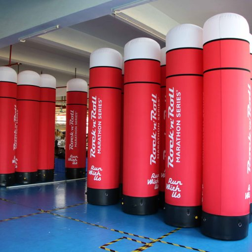Inflatable-air-tube-banners