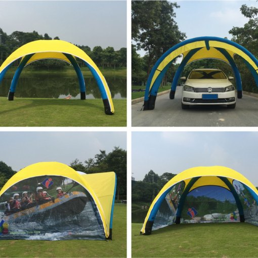 Large-Inflatable-X-Tent