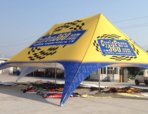 Double-Pole-Star-Tent-52-Foot