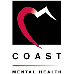Coast Mental Health logo