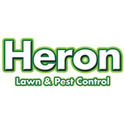 Heron Lawn & Pest Control logo