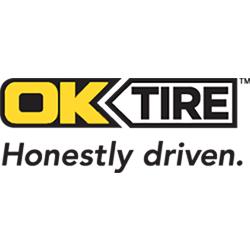 OK Tire Logo