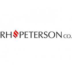 RH Peterson co. Logo