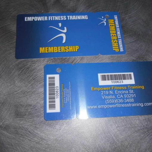 Plastic-card-with-Key-Tag