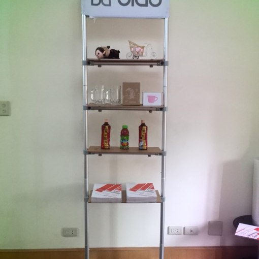 display-shelving