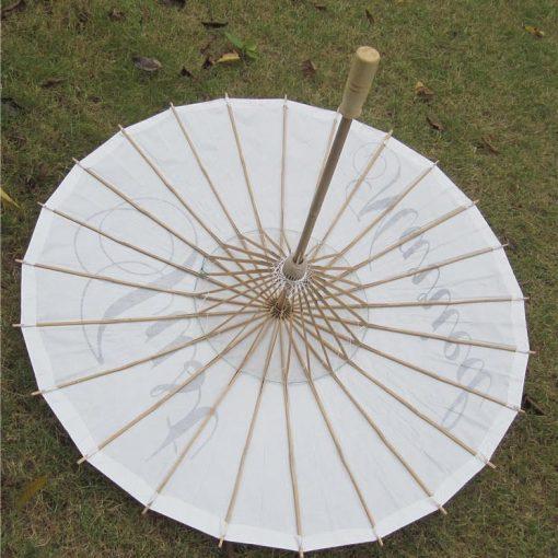 Customized-Paper-Parasol