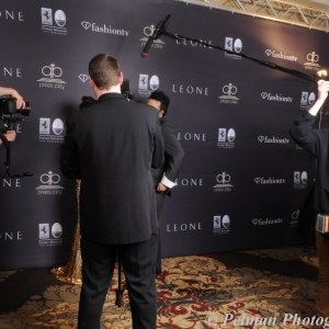 Step and Repeat Logo media Wall Vancouver Events
