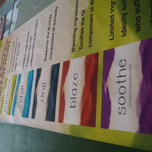 Canvas banner Printing