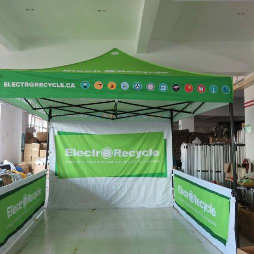 Customized Tent with Logo