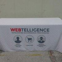 Table cloth printed