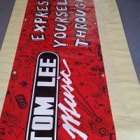 Vancouver Vinyl Banner Printing
