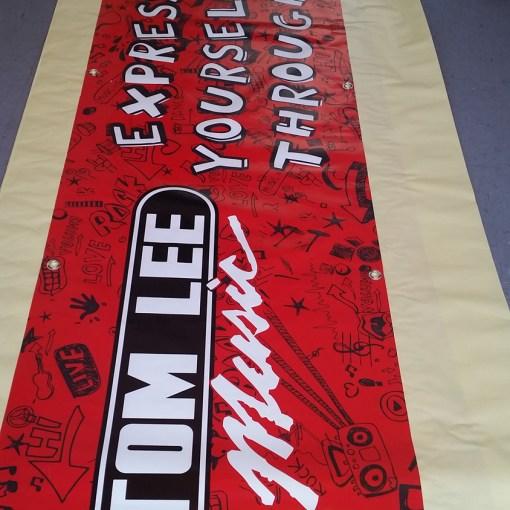 Vancouver Vinyl Banner Printing