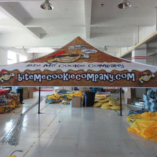 40 Hex Frame Aluminum Frame Tent