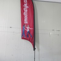 Printed Feather Flags Ontario