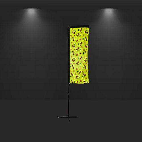 Fluorescent-Flags