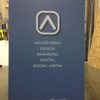 Large Foamcore sign