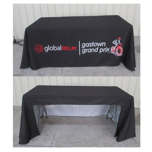 Tablecloth printing Vancouver
