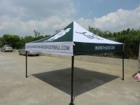 Custom Printed Pop up Canopy Tents - Free Shipping