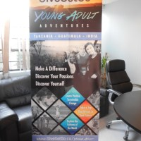Retractable Banner Stand Canada