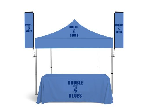 Rectangle Tent Flags