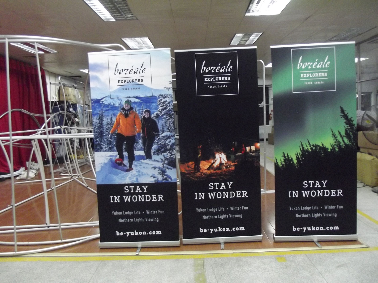 Retractable Banner Stands Top Quality Fast Turn Around