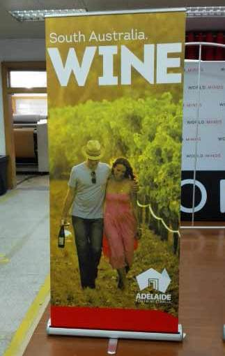 Retractable Roll up Banners Australia