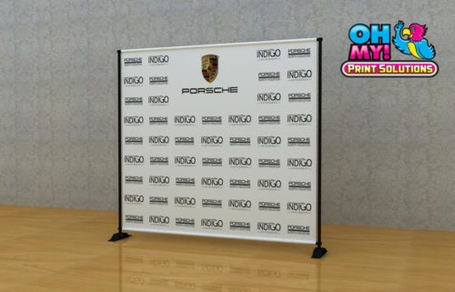 Jumbo Backdrop Stand