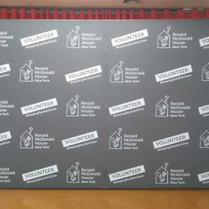 Step and Repeat shipped to New York