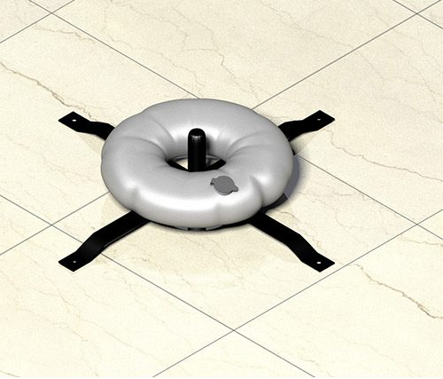 Water Doughnut Hardware