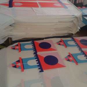 Bulk rates Sintra printing