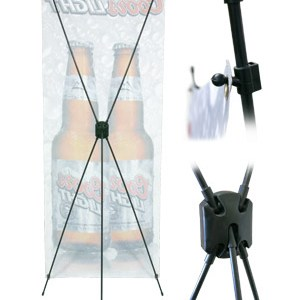X Frame Banner Stand printing