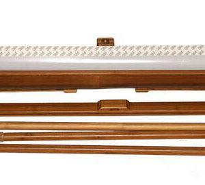 Bamboo Banner Stand Frame