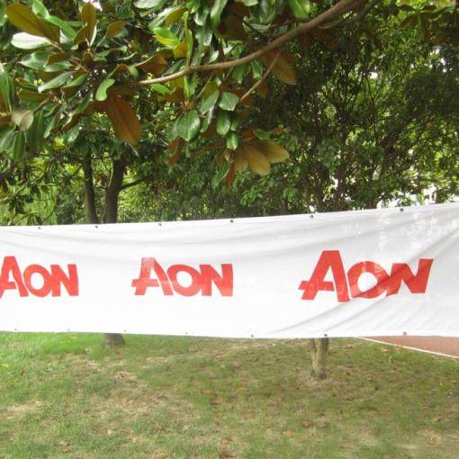 Custom Mesh Banners - Fabric