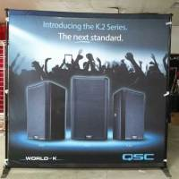 Event backdrop stand