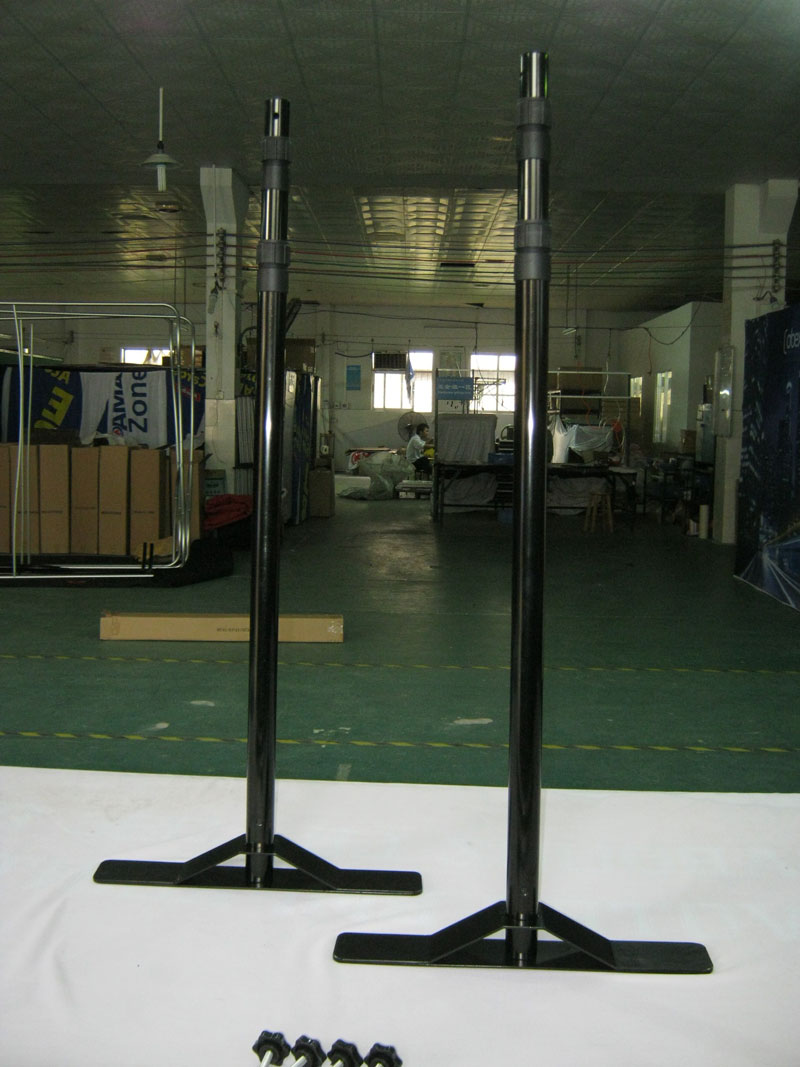 Backdrop Stand for Banners Displays Step  Repeat Walls