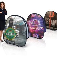 Vertical Pop up Banners Canada