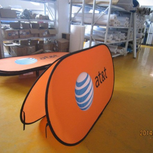 Pop up Banners New York United States