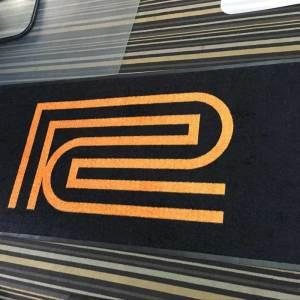 Surrey BC Logo Mat